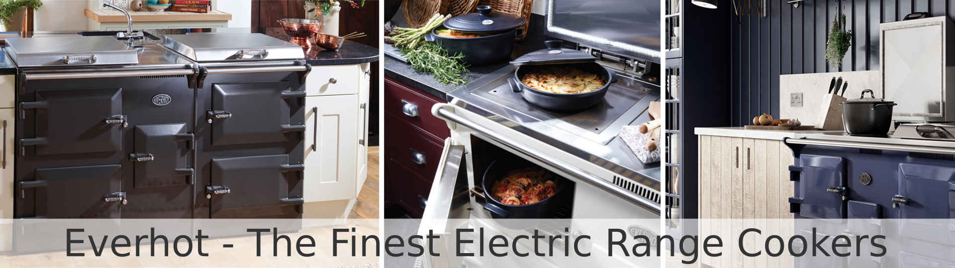 Everhot cookers West Wales