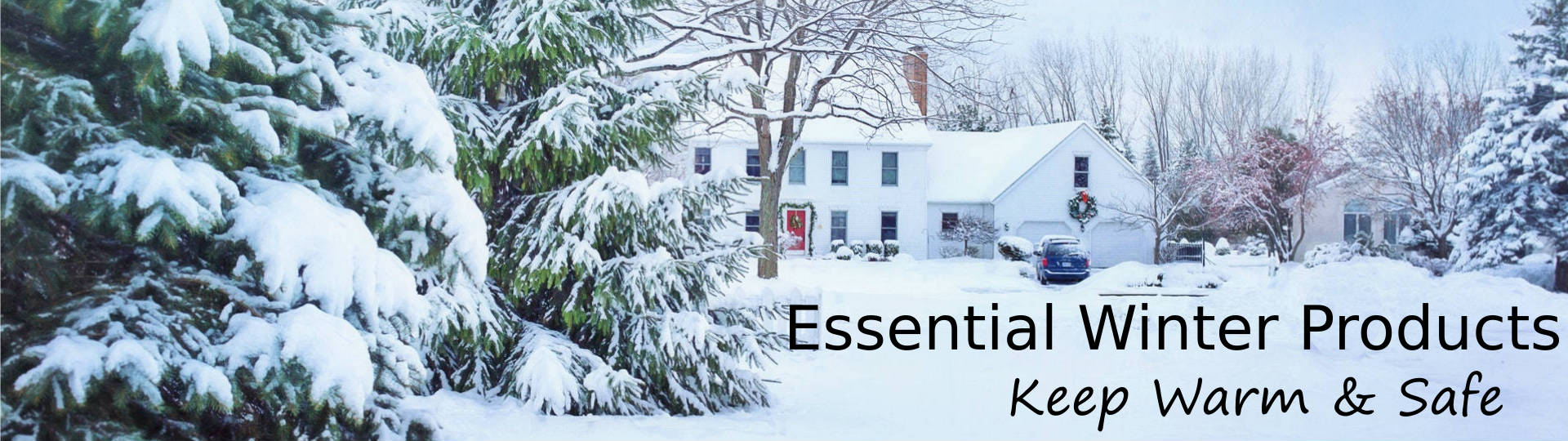 essential winter products