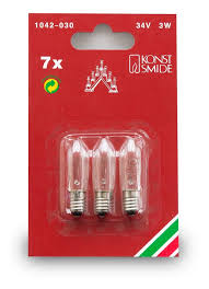 KONSTSMIDE 1042030 REPLACEMENT BULBS FOR WELCOME  LIGHTS Christmas Arch Lights
