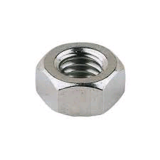 M6 Hex Nut 6mm