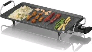 Tower 46cm Teppantaki Grill - Flat Surface