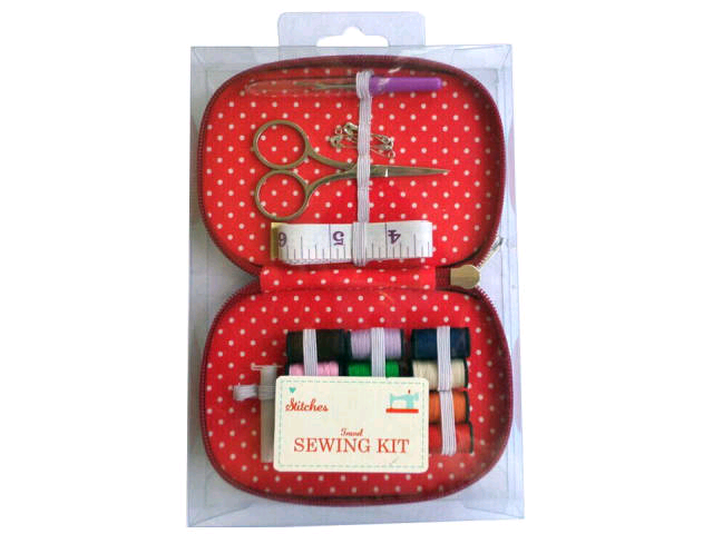 Highlight Imports 2620344 Travel Sewing Kit SC103