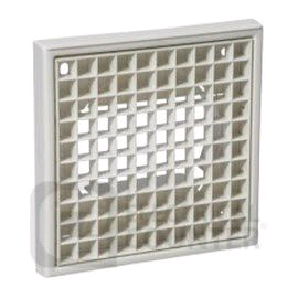 "Manrose 5"" 125mm Egg Crate Grill White"