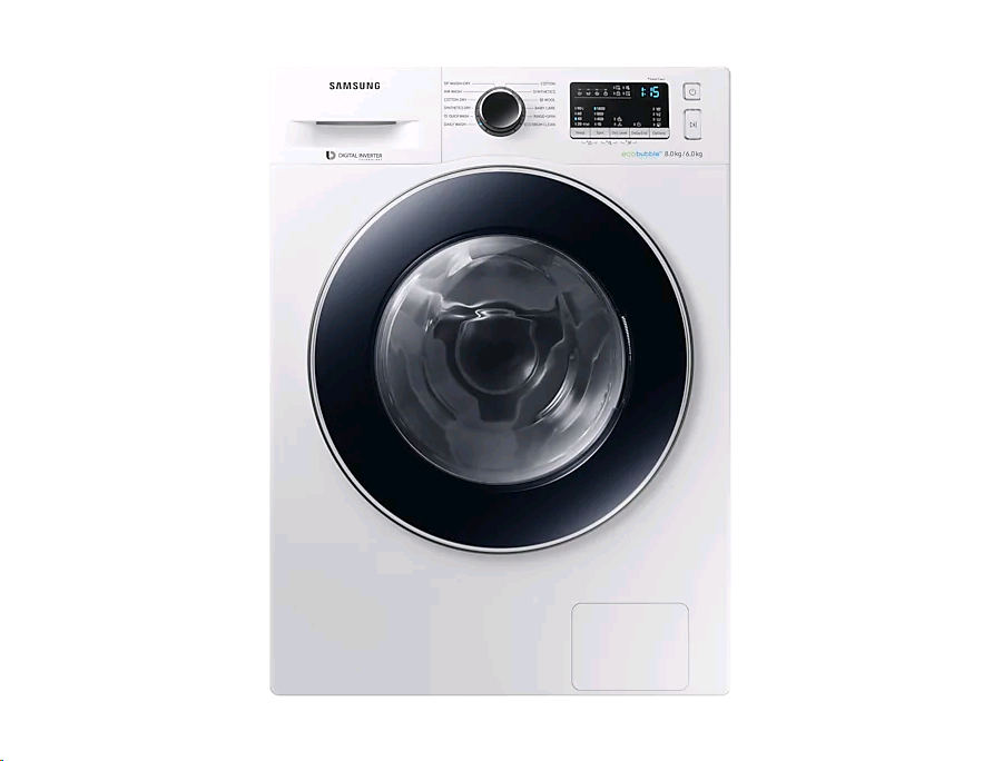 Samsung Washer Dryer 8kg 1400 Speed Wash 6kg Load (5yr Warranty)