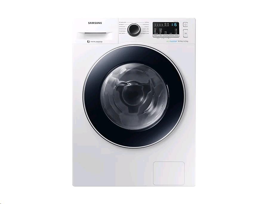 Samsung Washer dryer 8kg/6kg 5 year warranty