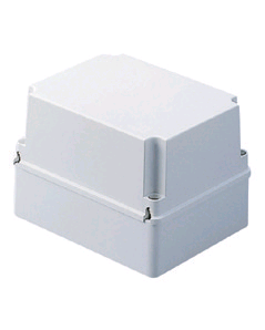 Gewiss Enclosure Box 100 x100 x 120mm Top Hat IP56
