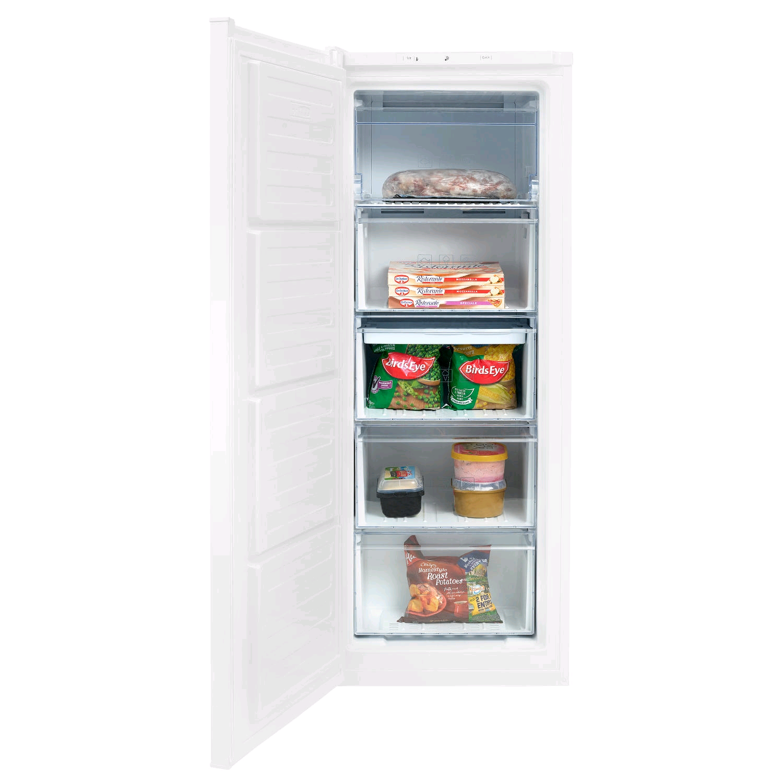 Beko Tall Frost Free Freezer 168Ltrs  W54  H 145cm