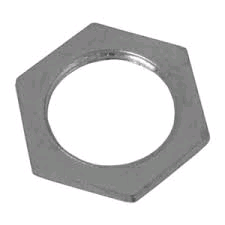 Galvanized Locknut 50mm
