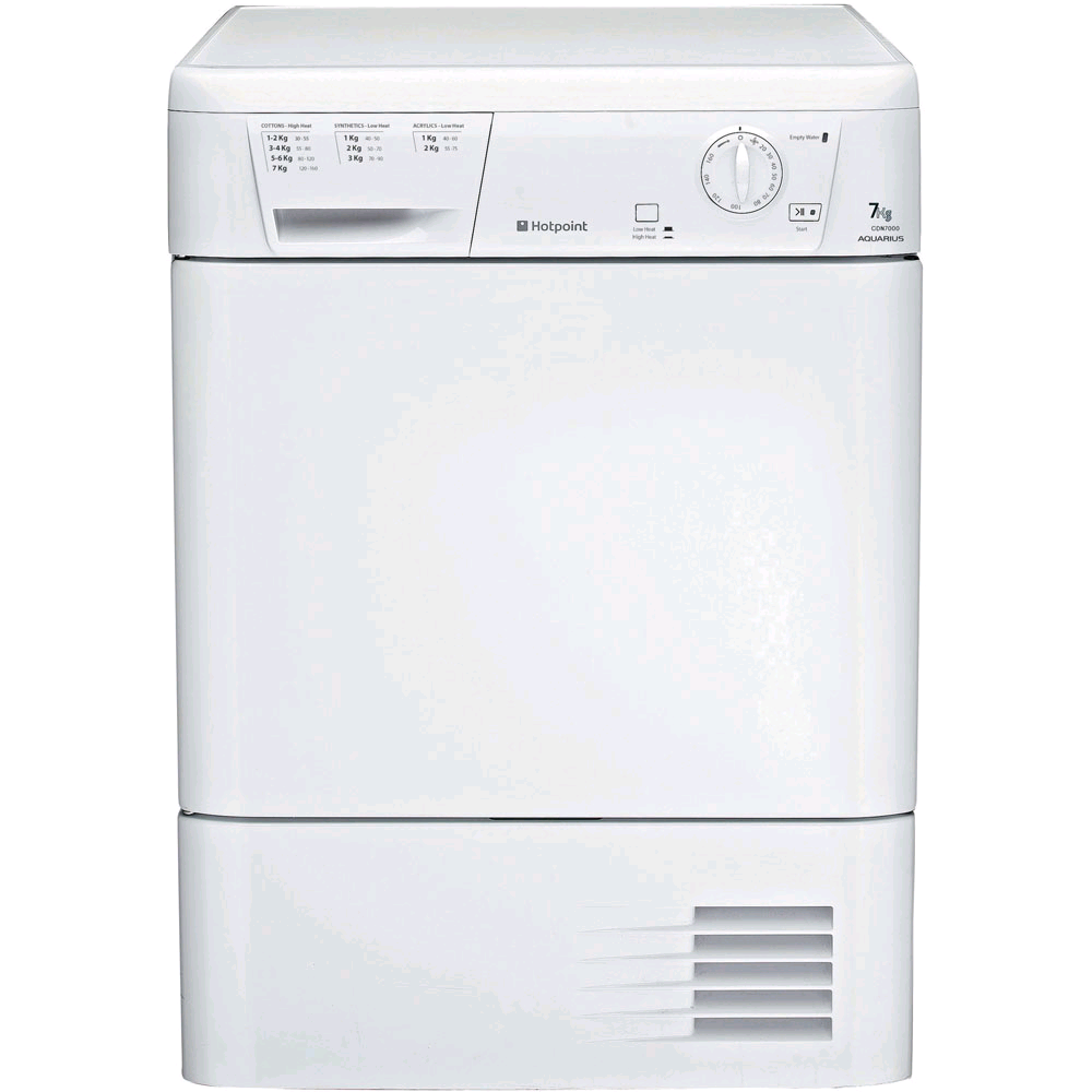 Hotpoint 7Kg Condenser Tumble Dryer C Energy Rating