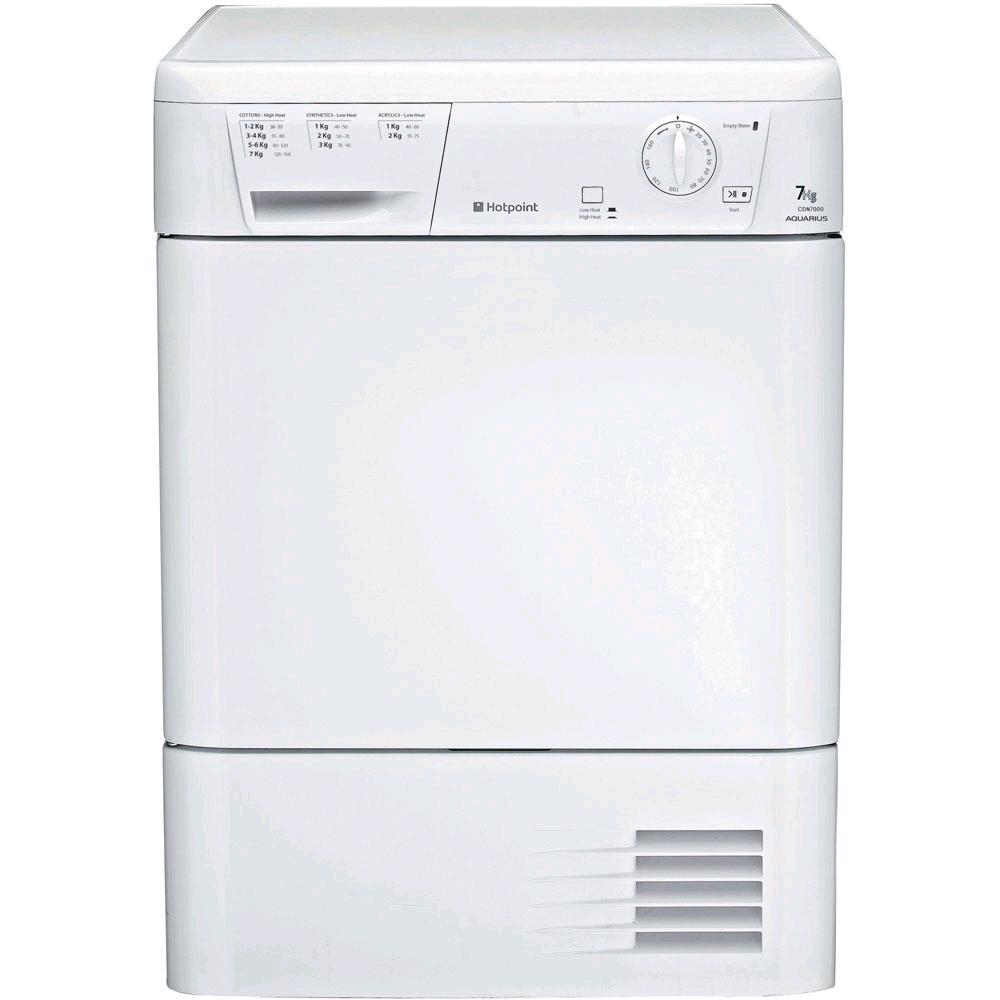 Hotpoint 7Kg Condensor Tumble Dryer C Energy Rating