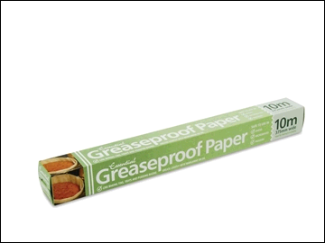 Essential Greaseproof Paper 10metre