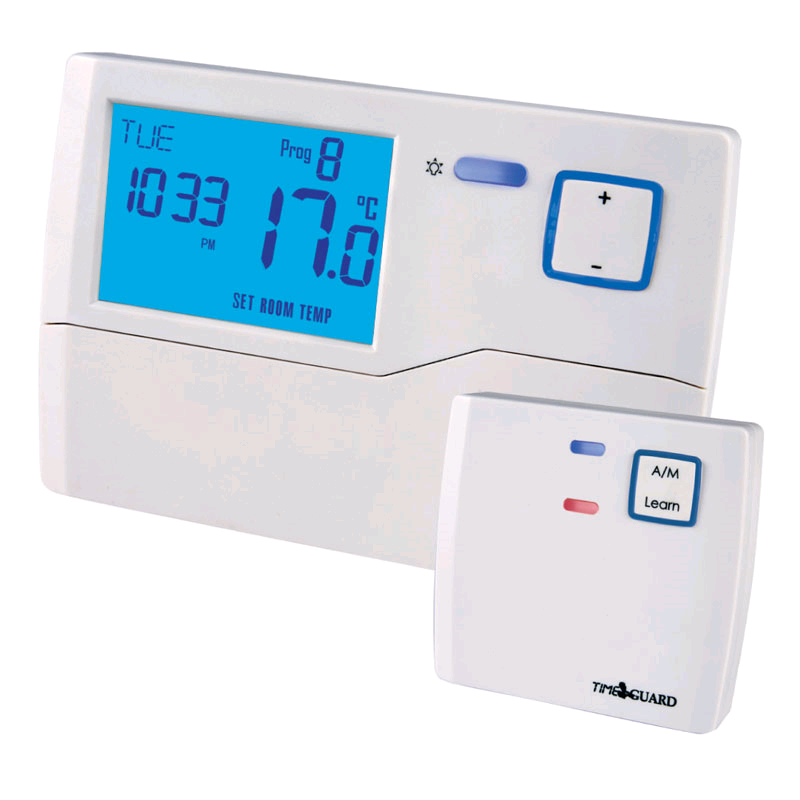 Timeguard Wireless 7 Day Programmable Room Thermostat