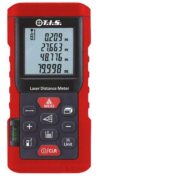 TIS LD80 Laser Distance Meter
