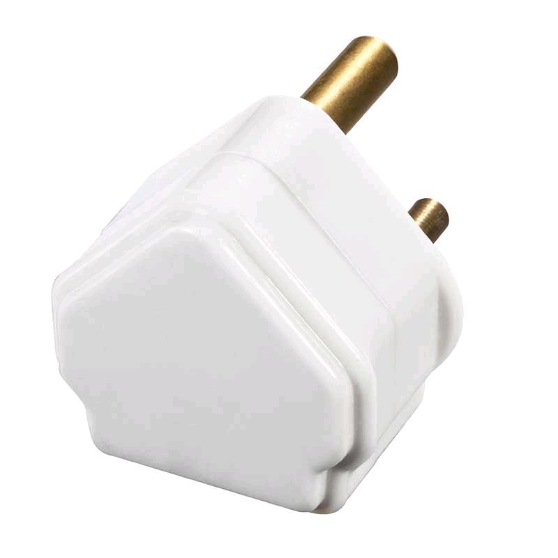 BG 2a Plug Top White