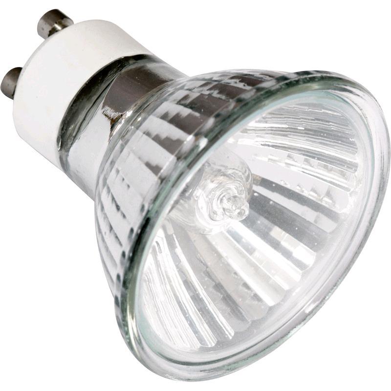Lamp GU10 240V 50w