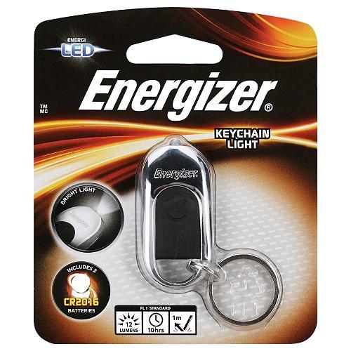 Energizer LED Keyring Torch CR2016