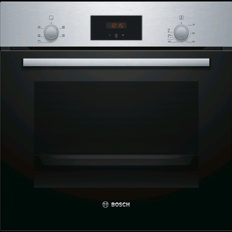 Bosch Built In Electric Single Oven in Stainless Steel