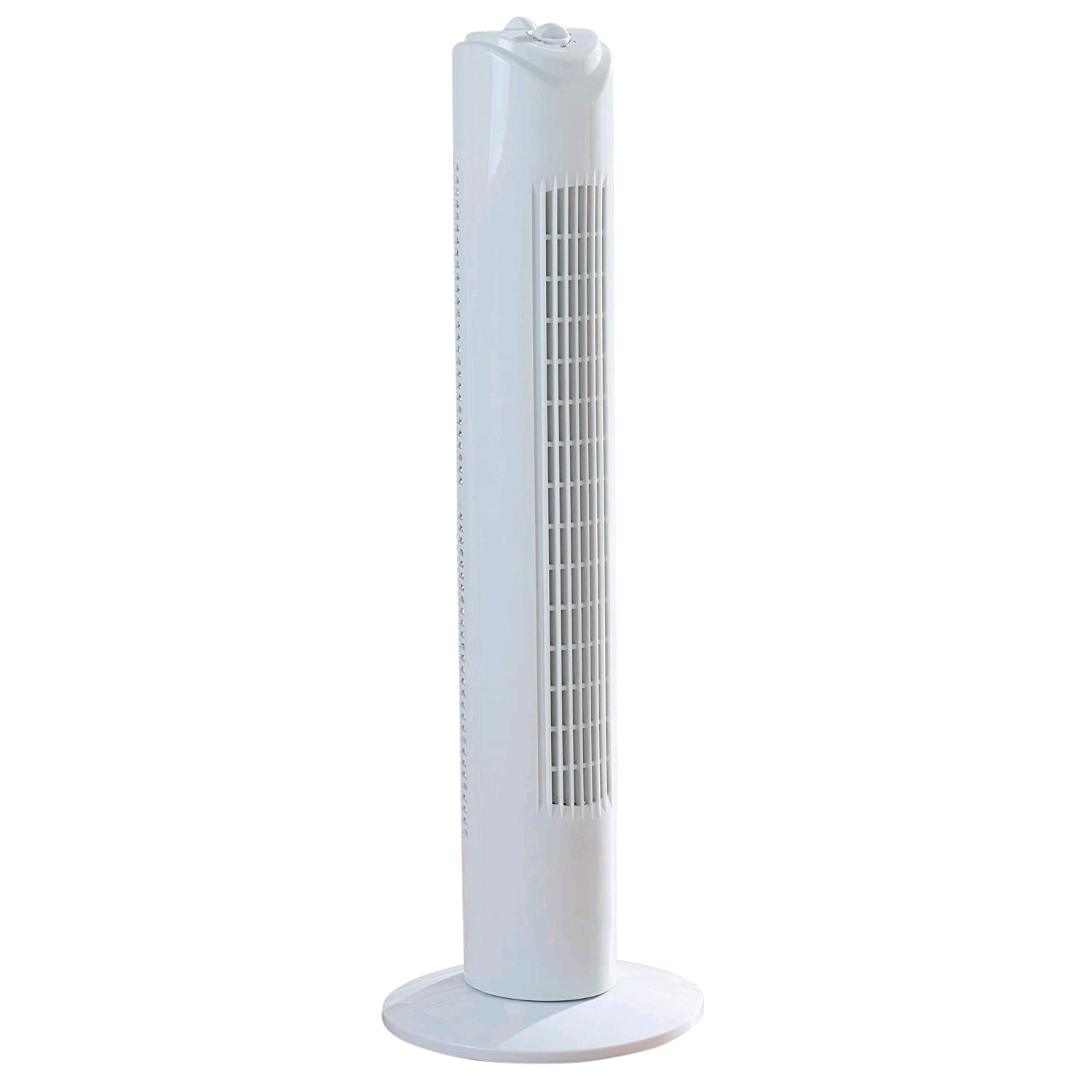 "Fine Elements 32"" Tower Fan White 3 Settings"
