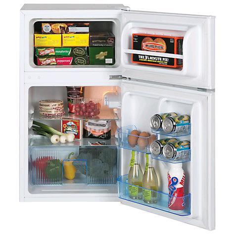 LEC Compact U/C Fridge Freezer H-85 W-47cm 3 yr warranty