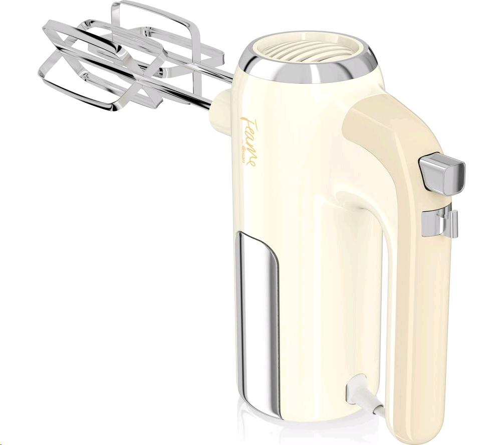 Swan Fearne (Honey) Hand Mixer 400w c/w Turbo Function