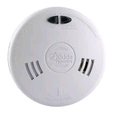Kidde Slick 10yr Ionisation Alarm Lithium Wireless Capable