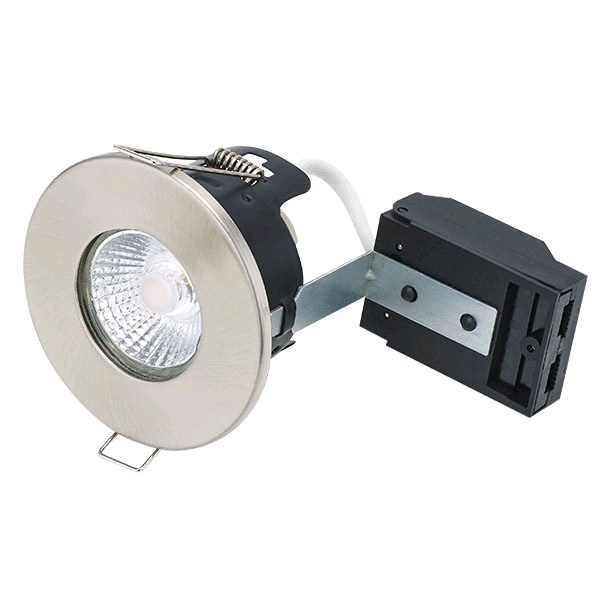 Bell 12V/240V Chrome Downlight (68mm Cut Out)
