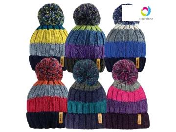 OTTERDENE 4660457 Adult Hat Unisex Cosy Fleece AH710 Rock Jock