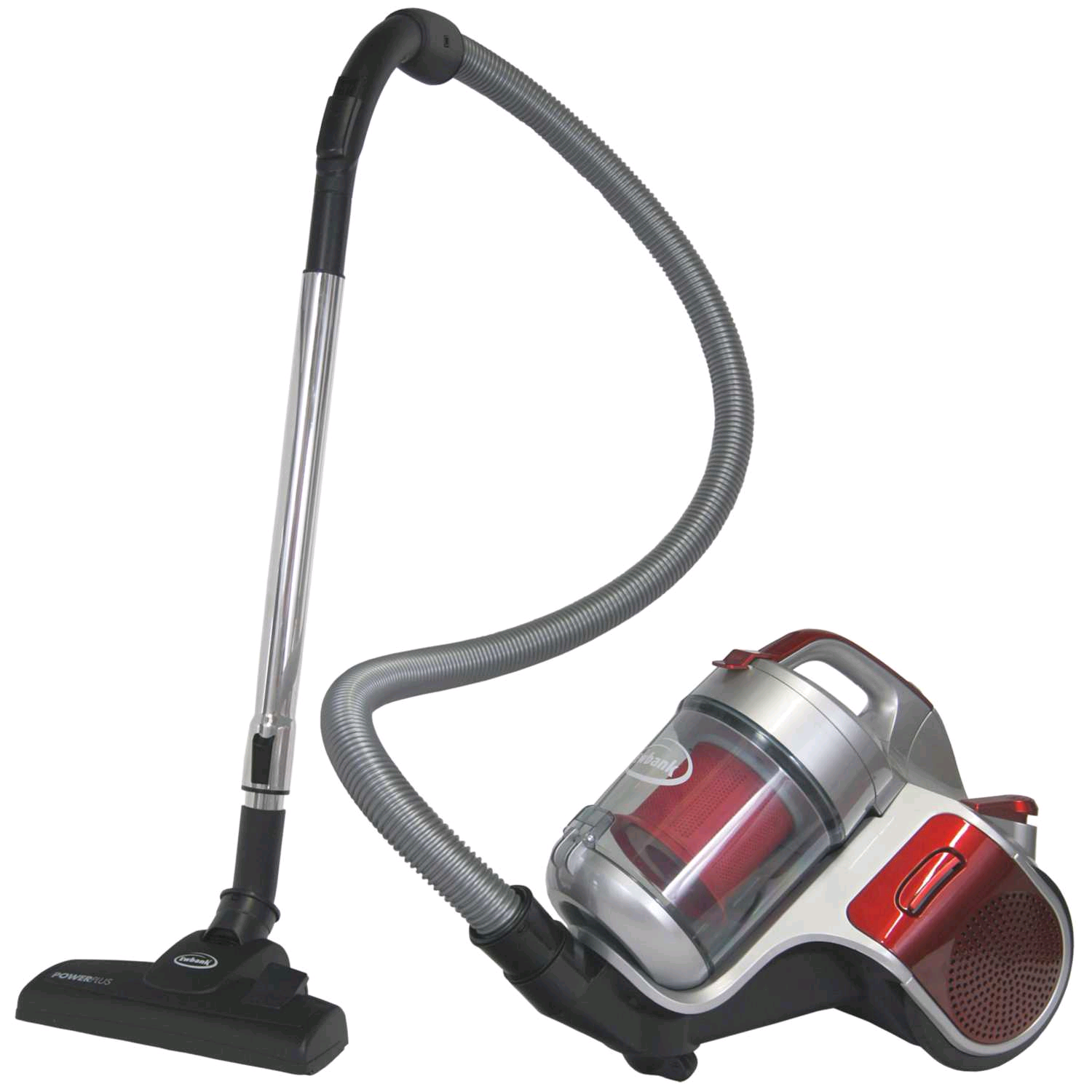 Ewbank EW3015 800W BAGLESS CYLINDER VACUUM CLEANER - SILVER/RED