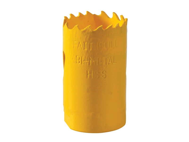 Faithfull SDS Holesaw Arbor 32mm-210mm