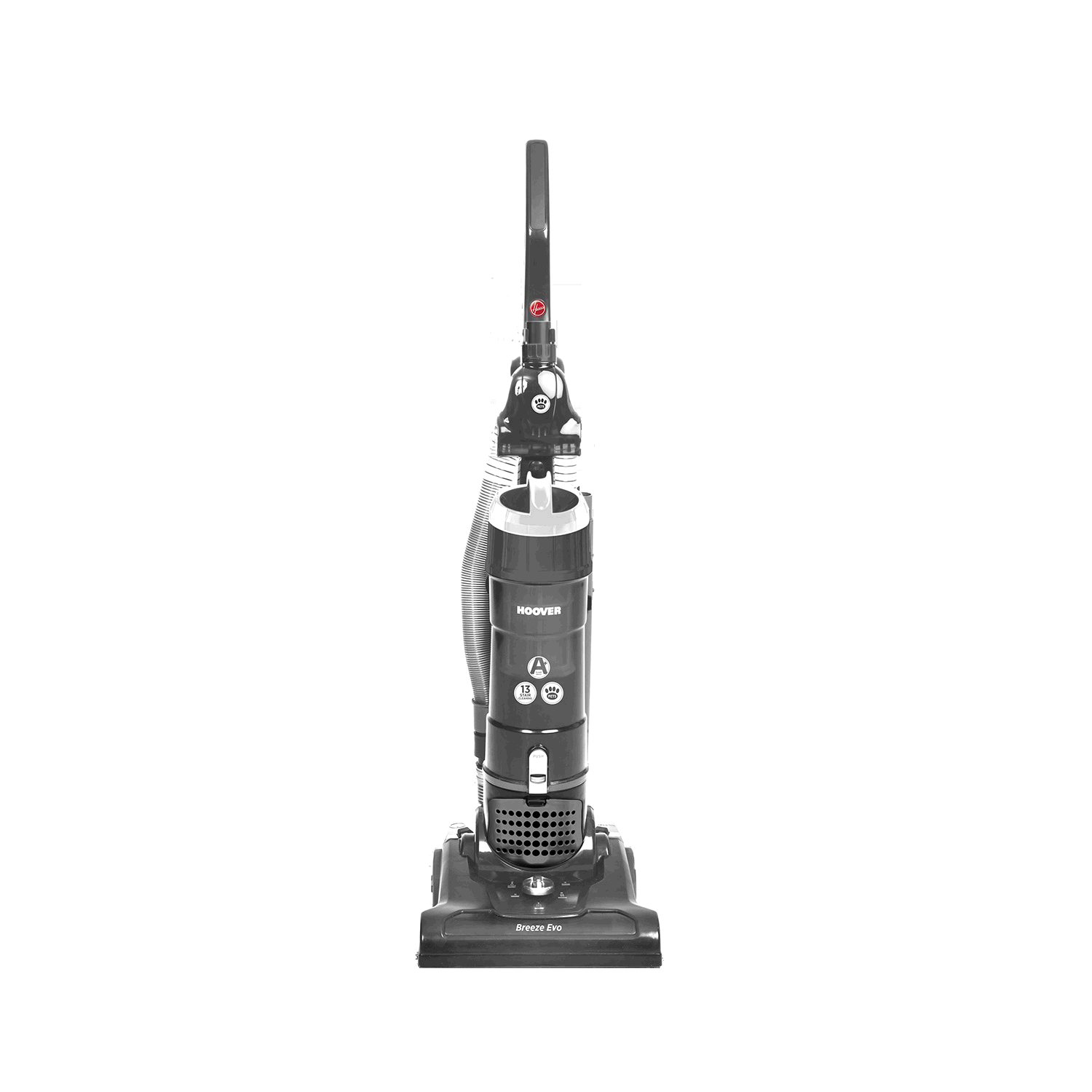 Hoover HVRBO02IC Breeze Evo Upright PETS Vacuum Cleaner