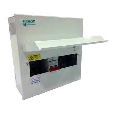 Niglon Metal Clad Board 100A 10 Mod 6 Free Ways Inc SPD