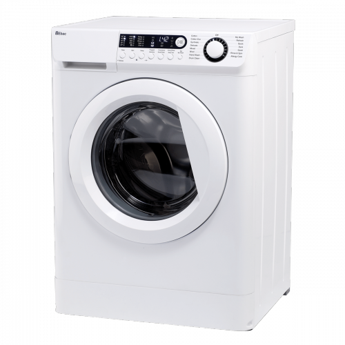 Ebac E-Care Hot & Cold Fill Washing Machine 9kg 1600 Spin Speed