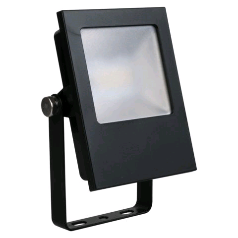 Megaman Tott 9.5w Integrated LED Floodlight Cool White FFL70300