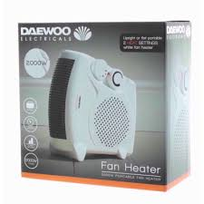 DAEWOO HEA1139 FAN HEATER 2000W