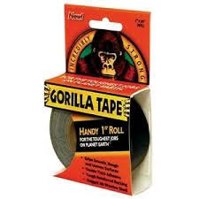 Gorilla Tape Handy Size 25mm x 9.14Mtr