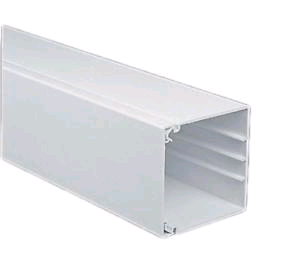 Falcon Cable Trunking 75mm x 75mm per 3mtr length