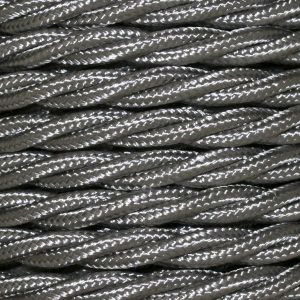 Cable 3 Core Twisted Braided 0.75mm Elephant