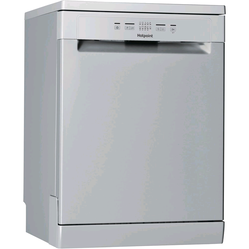 Hotpoint Freestanding Dishwasher 13 Place White H850W600D600 SILVER