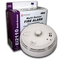 Aico Twin Sensor Alarm Optical & Heat