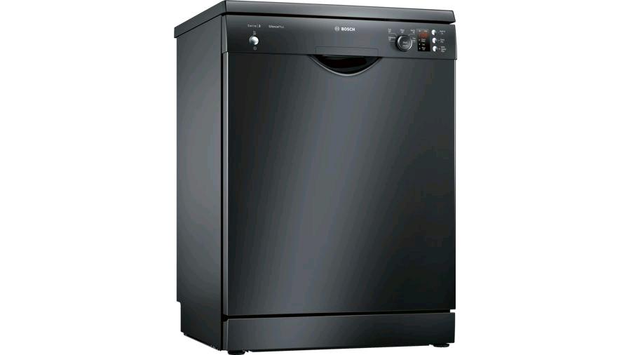 Bosch Dishwasher 12 Place Black