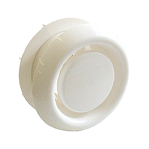 "Manrose 6"" 150mm Circular Air Diffuser"