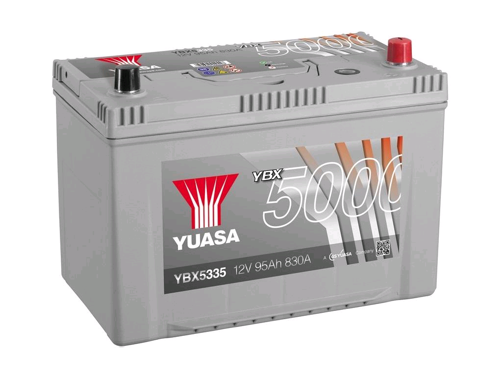 Yuasa 12V 95Ah 830A High Performance Battery