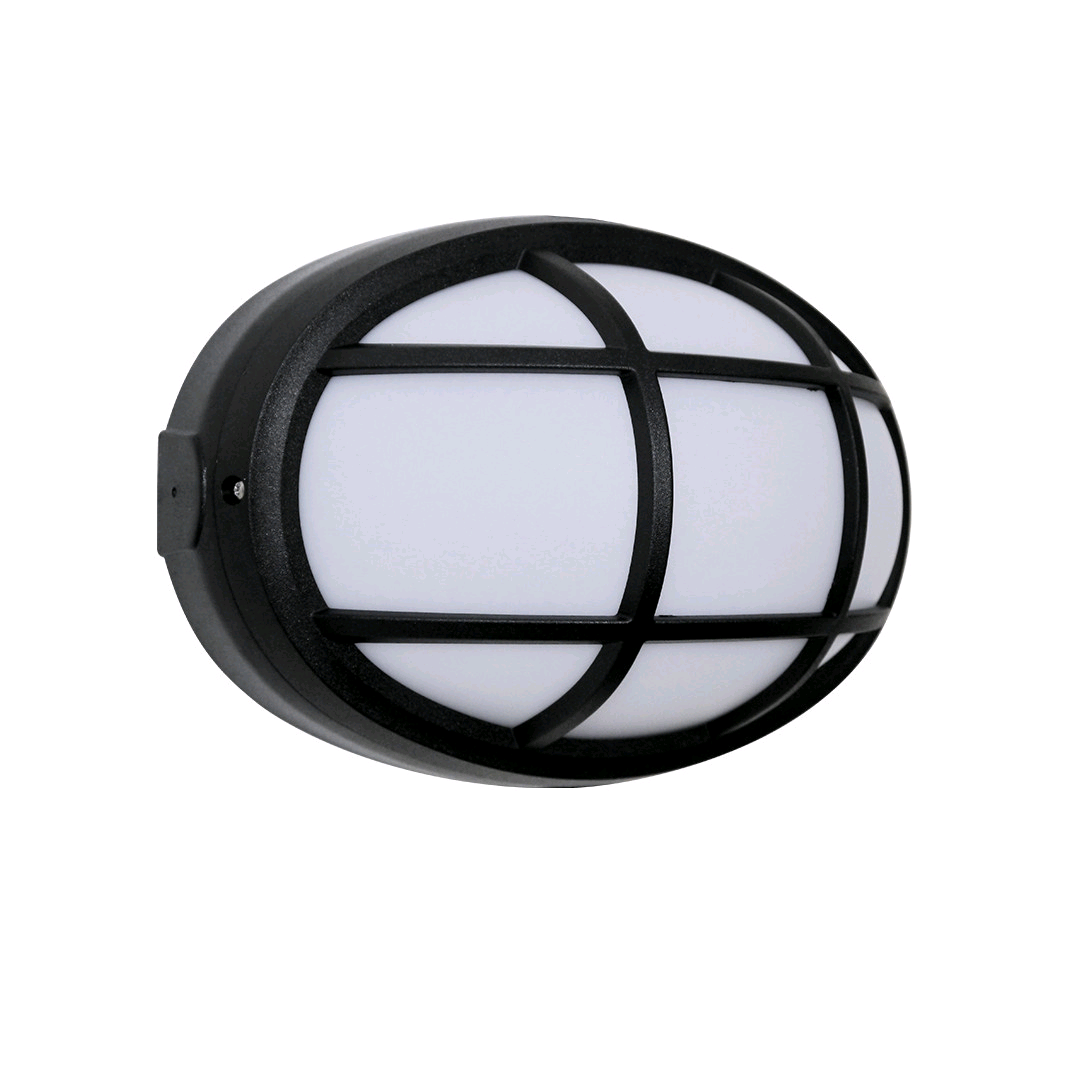 ASD Clarity Landscape LED Black Cage Premium Opal LED 600
