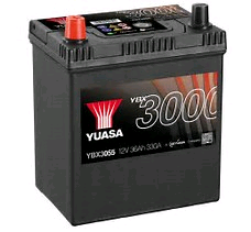 Yuasa 40Ahr 330A SMF Battery