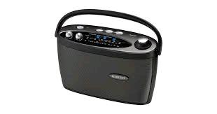 Roberts Radio Classic LW/FM/MW Portable MAINS Radio BLACK