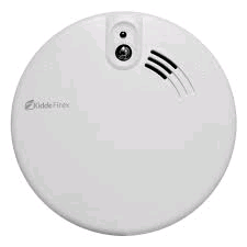 Kidde/Firex Optical Smoke Alarm Alkaline Backup