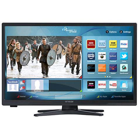 "LINSAR TV 24 Freeview HD SMART SLIM LED"""