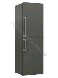 Blomberg  Frost Free Fridge/Freezer Graphite