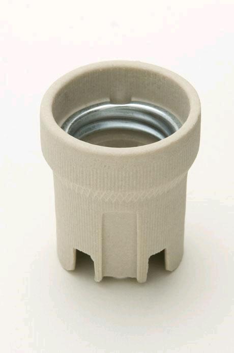 Jeani ES Porcelain/Ceramic Lampholder