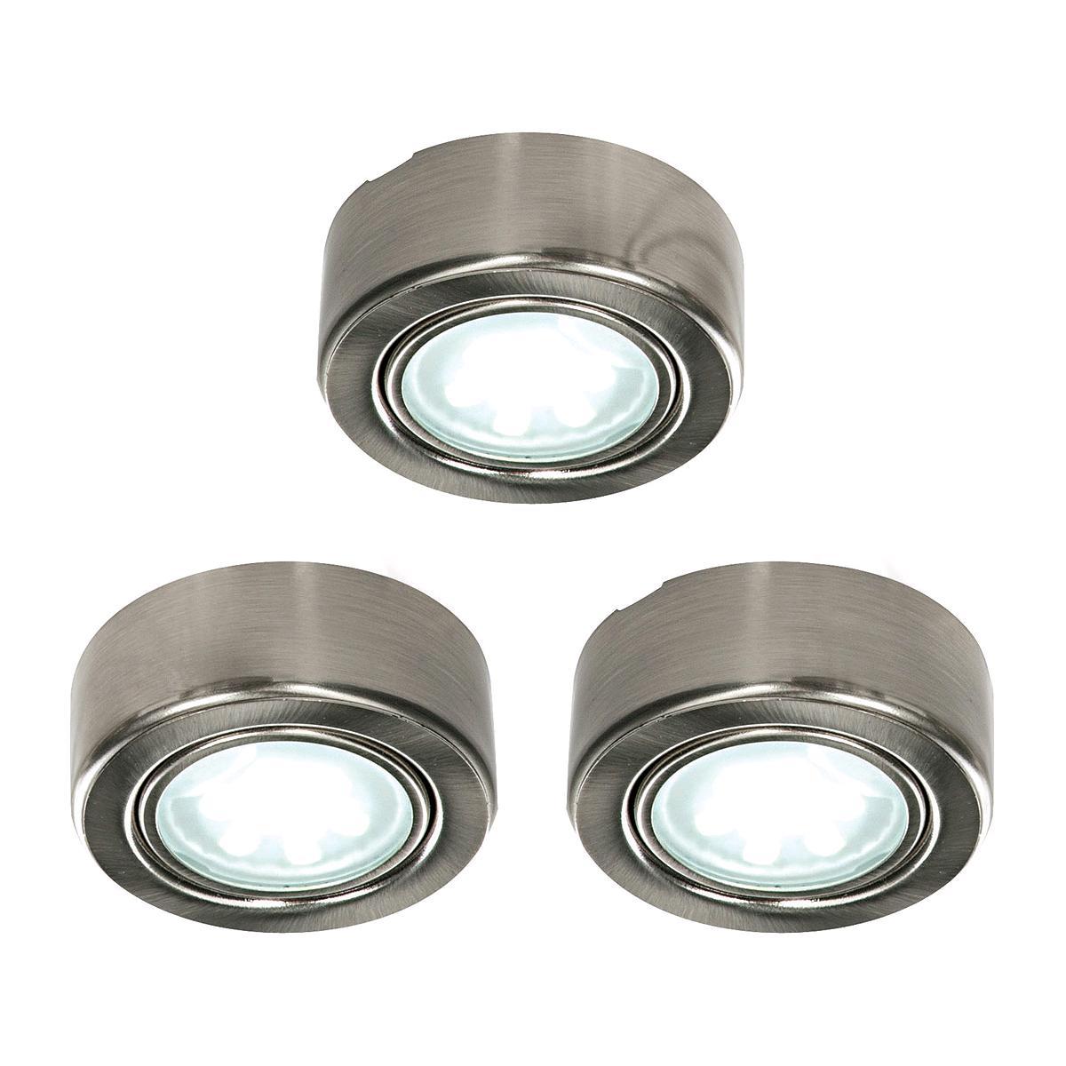 Saxby Mimi Kit 1.8W Cabinet Light Satin Nickel